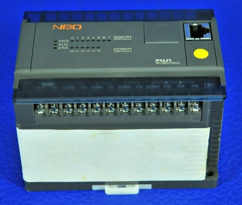 1217 FUJI ELECTRIC PROGRAMMABLE CONTROLLER NBO