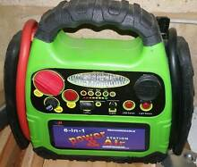 Rechargeable Car Jump starter and air compressor unit Cannington Canning Area Preview