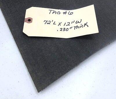 Unknown Brand Conveyor Belt Pvc 150 Black Rough Top 72 X 12