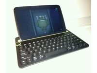 Logitech Bluetooth Keyboard with integrated iPad/Tablet stand