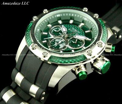 NEW Invicta Men 50mm Speedway Hybrid Scuba Chronograph Stainless Steel Watch !!