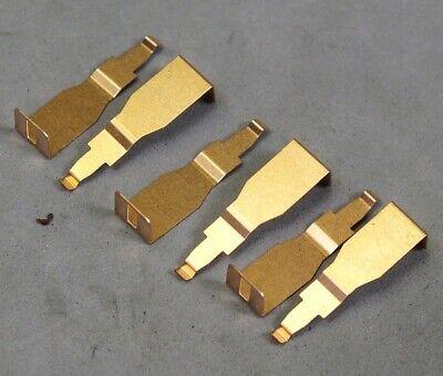 Car Parts - Viper HO Slot Car Parts - Long Wheelbase Tomy Mega-G+ Pick Up Shoes - New !!!