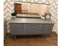 Grey sideboard/ dressing table