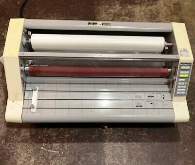 Gbc 1710740 Heatseal Ultima 65 Thermal 27 Inch Max Width Roll Laminator
