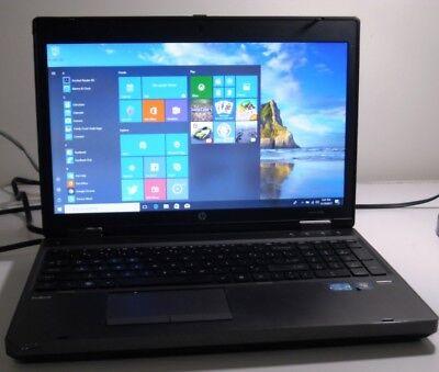 "Usado, HP ProBook 6560b 15.6"" Core i5  2.5Ghz 8GB 500GB WI-FI WIN 10 PRO 64 BIT OFFICE segunda mano  Embacar hacia Mexico"