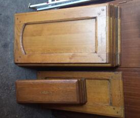Selection of kitchen cupboard doors