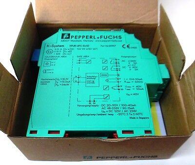 Pepperl Fuchs Signal Conditioner Kfu8-ufc-ex1.d 231197