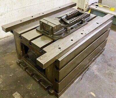 Radial Drill Box Table