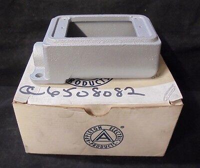 Appleton Device Box Fs-1-50l 12 Hubs Unilet Single Gang Threaded