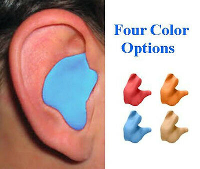 Radians Custom Molded Earplugs - 4 Color Choices - Nrr 26 Free Shipping