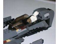 Lego General Grievous 7646 Spaceship