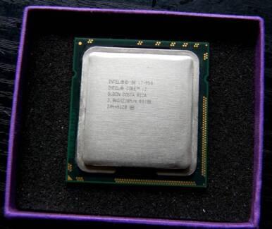 Intel Core I7 950 Processor Quad-Core LGA 1366 3.06GHz