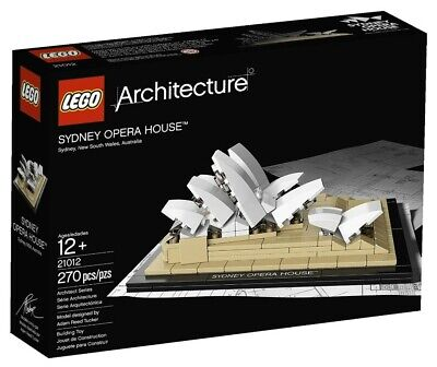 LEGO Architecture Sydney Opera House (21012), NEW IN BOX, SEALED!
