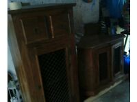 Quality Hardwood Furniture. ..Free local delivery