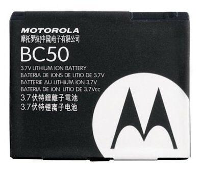 Original Handy Akku Accu BC50 für Motorola L2 , L6 , SLVR L7 , V3x , KRZR K1