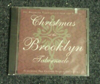 Christmas At The Brooklyn Tabernacle CD SEALED 1995 London Studio Orschestra ()