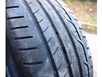 Dunlop Sport Max 225 45 r19 7mm