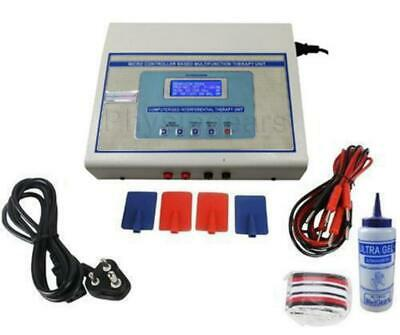 New Interferential Physiotherapy Mini Computerized Compact Lcd Ift With 70 Progr