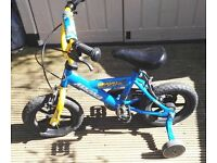 MAGNA GRAVEL BLASTER CHILDS BICYCLE WITH