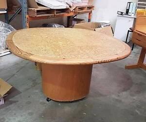 Robert Dunlop Designer Dining Table Belrose Warringah Area Preview