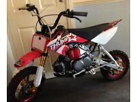 Custom pitbike