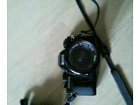 35 mm Olympus camera