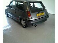 Renault 5 gt turbo rare