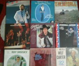 500 american country vinyl lps