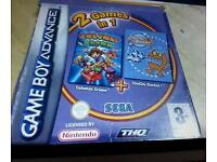 2 Games in 1 GBA Game