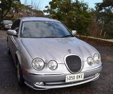 2000 Jaguar S Type Sedan Teringie Adelaide Hills Preview