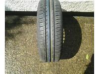 Continental tyre & wheel