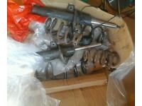Seat leon shocks and springs