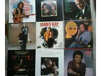 Country vinyl lp records