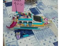 lego friends boast 41015