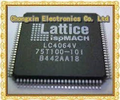 Lattice Lc4064v-75tn48c Tqfp-48 Mach4000 Isp Cpld 3.3volt Usa Ship