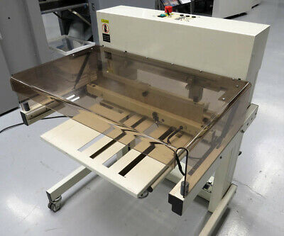 Bourg Bst Collator Stacker Td-t C.p. Bourg Criss-cross Straight-stack