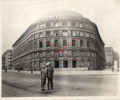 10088/ Originalfoto 9x11cm, Berlin, Nordstern Lebensversicherung, ca. 1930