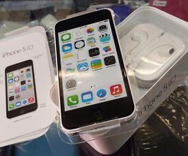 Apple iPhone 5c in box with all accessories SIM FREE UNLOCKED