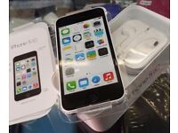 APPLE** I PHONE 5C 8GB/ UNLOCKED TO ANY NETWORK**GOOD CONDITION**07475436091**