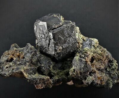 Andradita, Cantera Los Serranos, Albatera, Alicante, España, Minerales, Minerals
