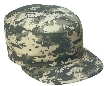 fatigue hat military style patrol cap acu digital camo camouflage rothco 4511 Camouflage Military Style Cap