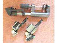 3 x Camera/telescope window and shelf clamps
