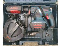 Bosch 36v brushless sds hammer drill (Dewalt makita hilti Milwaukee ryobi Hitachi)