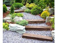 Supply & Delivery of Building & Decorative Aggregates, Topsoil, Sands, Gravels & Granites, Slate etc