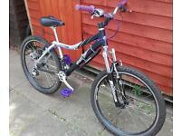 Onza t rapture trials bike