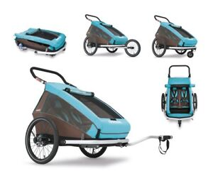 LOOKING FOR: Double Child Bike Trailer/Jogger