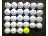 28 ULTRAS golf balls in super condition