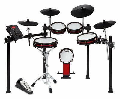 Alesis Crimson II SE Kit E-Drum Set Modul 74 Kits 671 Sounds...