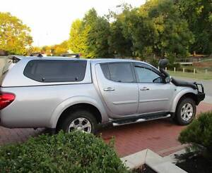 2014 Mitsubishi Triton GLXR Ute Forrestfield Kalamunda Area Preview