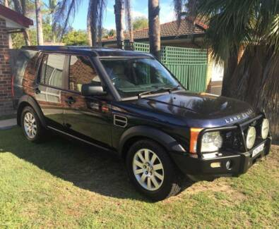 2006 Land Rover Discovery 3 Wagon